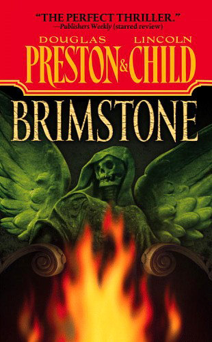Brimstone (Pendergast #5) - Lincoln Child, Douglas Preston