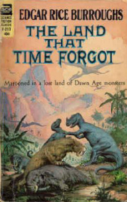 The Land That Time Forgot (Caspak #1) - Edgar Rice Burroughs