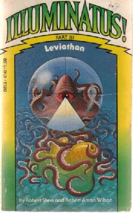 Leviathan (The Illuminatus! Trilogy #3) - Robert Anton Wilson, Robert Shea