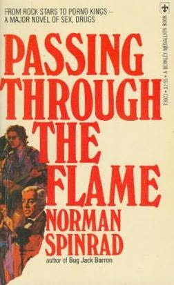 Passing Through the Flame - Norman Spinrad