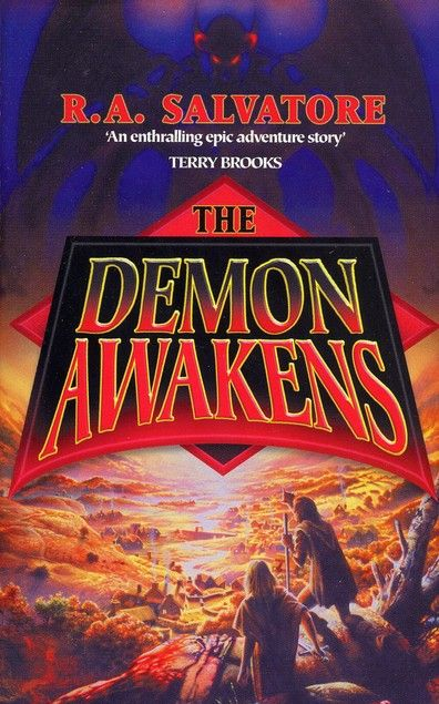 The Demon Awakens (The DemonWars Saga #1) - R. A. Salvatore