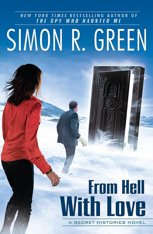 From Hell with Love (Secret Histories #4) - Simon R. Green