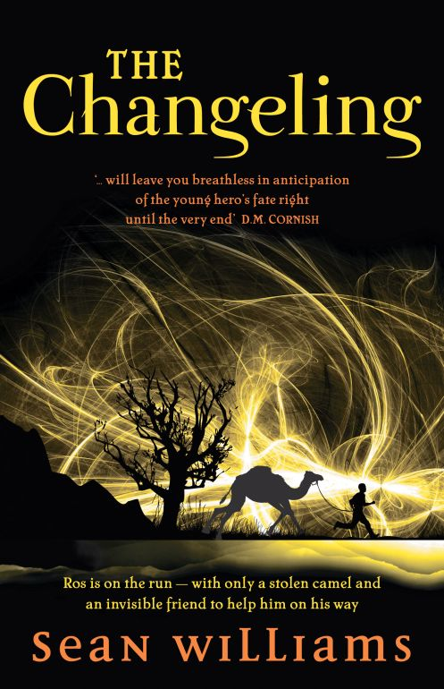 The Changeling (The Broken Land #1) - Sean Williams