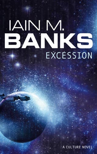 Excession (The Culture #4) - Iain M. Banks