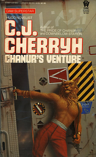 Chanur's Venture (The Chanur Novels #2) - C. J. Cherryh