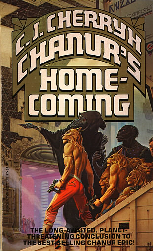 Chanur's Homecoming (The Chanur Novels #4) - C. J. Cherryh