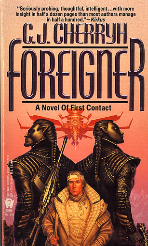 Foreigner (The Foreigner Universe #1) - C. J. Cherryh