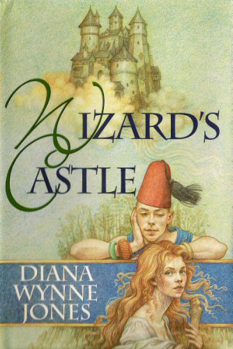 Wizard's Castle - Diana Wynne Jones