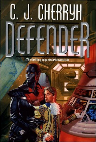 Defender (The Foreigner Universe #5) - C. J. Cherryh