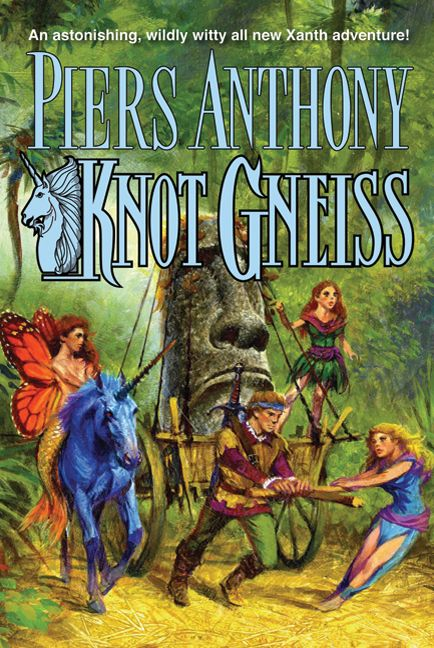 Knot Gneiss (Xanth #34) - Piers Anthony