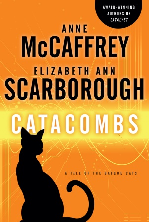Catacombs (The Barque Cats #2) - Anne McCaffrey, Elizabeth Ann Scarborough