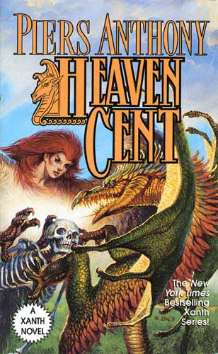 Heaven Cent (Xanth #11) - Piers Anthony