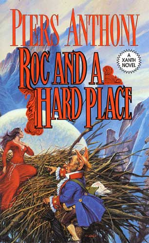 Roc and a Hard Place (Xanth #19) - Piers Anthony