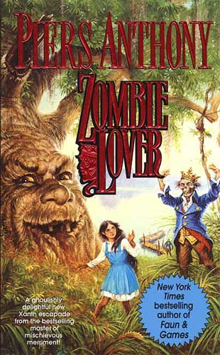 Zombie Lover (Xanth #22) - Piers Anthony