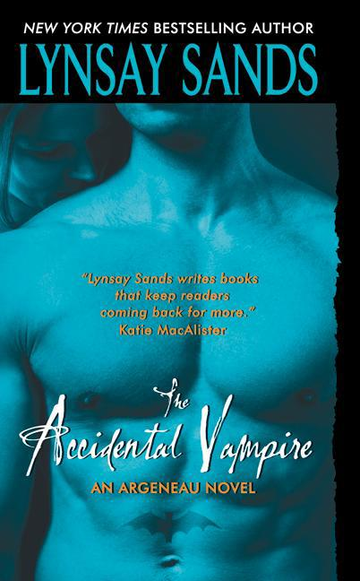 The Accidental Vampire (Argeneau #7) - Lynsay Sands