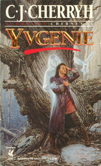 Yvgenie (The Russian Stories #3) - C. J. Cherryh