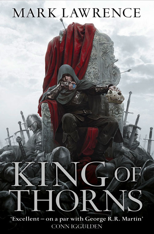 King of Thorns (The Broken Empire #2) - Mark Lawrence