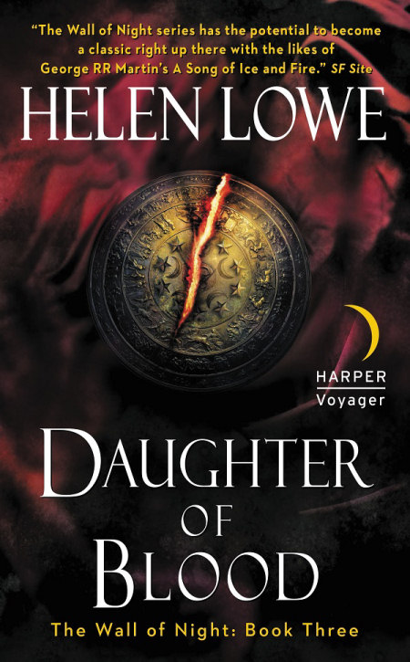Daughter of Blood (The Wall of Night #3) - Helen Lowe