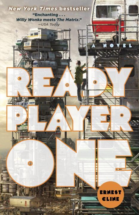 Ready Player One (Ready Player One #1) - Ernest Cline