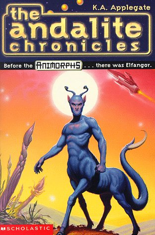 The Andalite Chronicles - K. A. Applegate