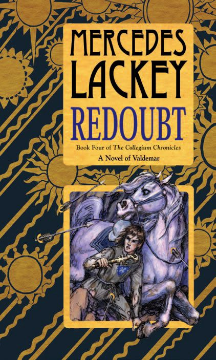 Redoubt (The Collegium Chronicles #4) - Mercedes Lackey
