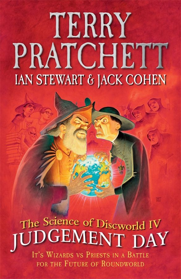 Judgement Day (The Science of Discworld #4) - Terry Pratchett, Jack Cohen, Ian Stewart