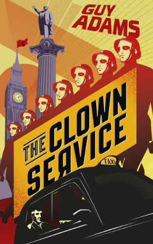 The Clown Service (The Clown Service #1) - Guy Adams