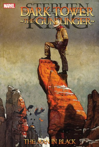 The Dark Tower : The Gunslinger – The Man in Black (The Dark Tower Graphic Novels #10) - Stephen King, Peter David, Robin Furth