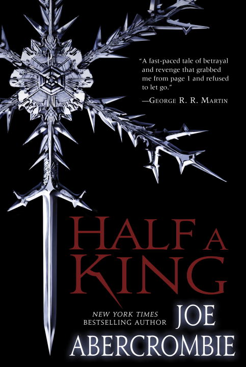 Half a King (The Shattered Sea #1) - Joe Abercrombie