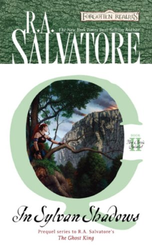In Sylvan Shadows (The Cleric Quintet #2) - R. A. Salvatore