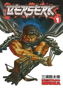 Berserk: Volume 1: The Black Swordsman (Berserk #1) - Kentaro Miura