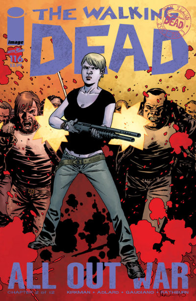 The Walking Dead, Issue #116 (The Walking Dead (single issues) #116) - Charlie Adlard, Robert Kirkman, Cliff Rathburn, Stefano Gaudiano
