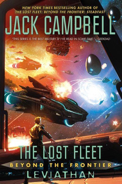 Leviathan (The Lost Fleet: Beyond the Frontier #5) - Jack Campbell