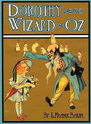 Dorothy and the Wizard of Oz (Oz #4) - L. Frank Baum