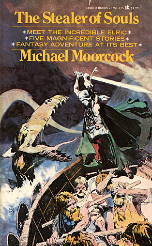 The Stealer of Souls - Michael Moorcock