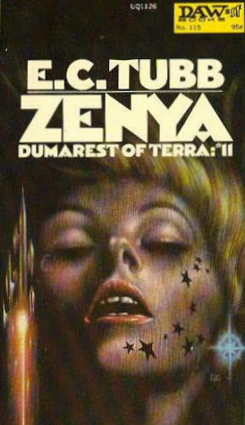 Zenya (Dumarest of Terra #11) - E. C. Tubb