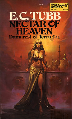 Nectar of Heaven (Dumarest of Terra #24) - E. C. Tubb