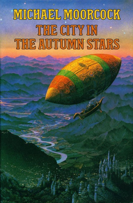 The City in the Autumn Stars (Von Bek #2) - Michael Moorcock
