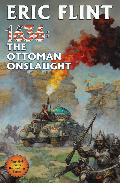 1636: The Ottoman Onslaught - Eric Flint