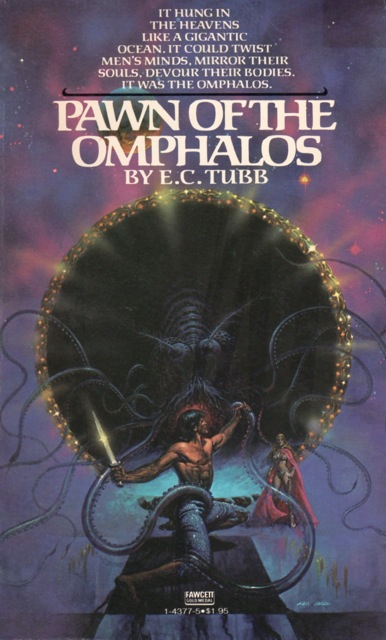 Pawn of the Omphalos - E. C. Tubb