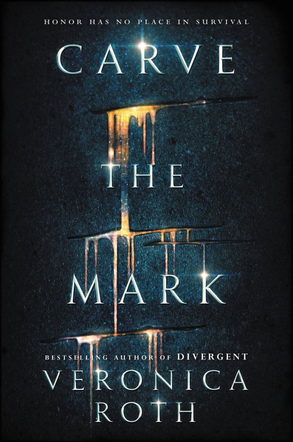 Carve the Mark (Carve the Mark #1) - Veronica Roth