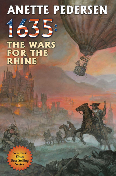 1635: The Wars for the Rhine - Anette Pedersen
