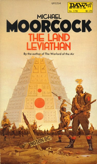 The Land Leviathan (Oswald Bastable #2) - Michael Moorcock