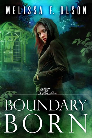Boundary Born (Boundary Magic #3) - Melissa F. Olson