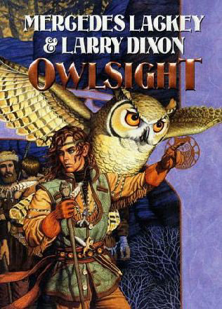 Owlsight (Darian's Tale #2) - Mercedes Lackey, Larry Dixon