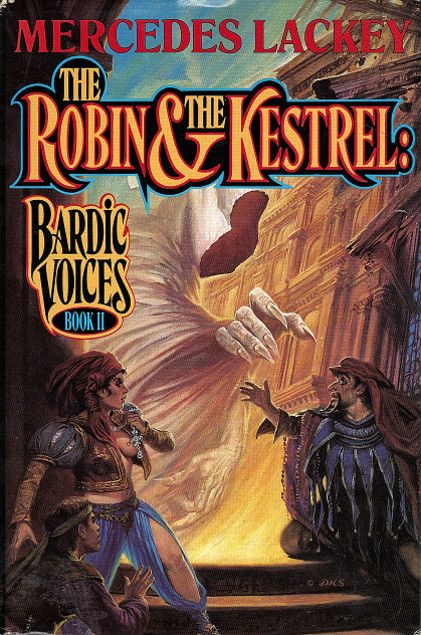 The Robin and the Kestrel (Bardic Voices #2) - Mercedes Lackey