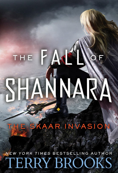 The Skaar Invasion (The Fall of Shannara #2) - Terry Brooks