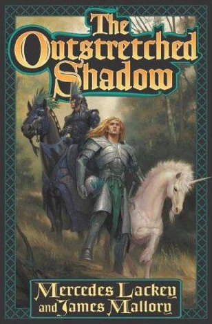 The Outstretched Shadow (The Obsidian Trilogy #1) - Mercedes Lackey, James Mallory