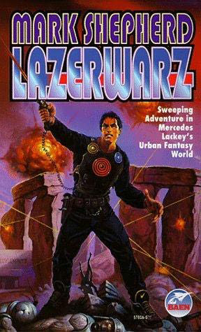 Lazerwarz - Mark Shepherd