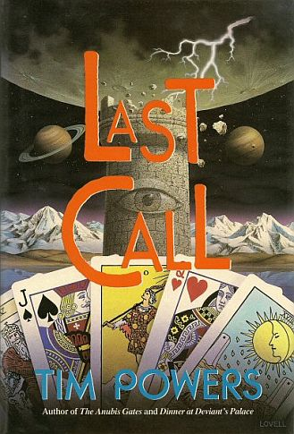 Last Call (Fault Lines #1) - Tim Powers